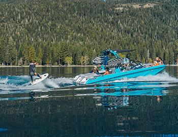 Electric boats now on Lake Tahoe