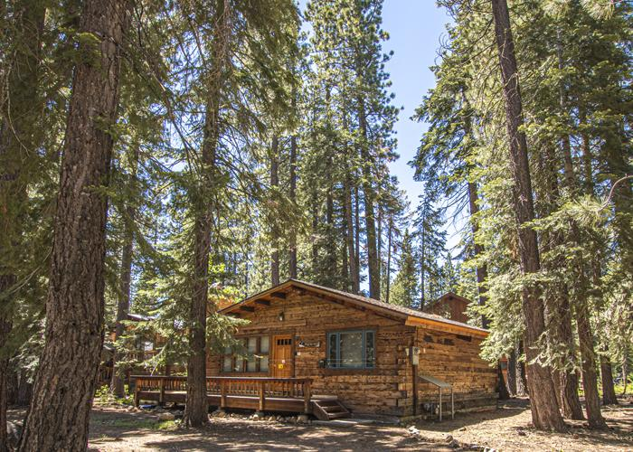 Cabins in North Lake Tahoe