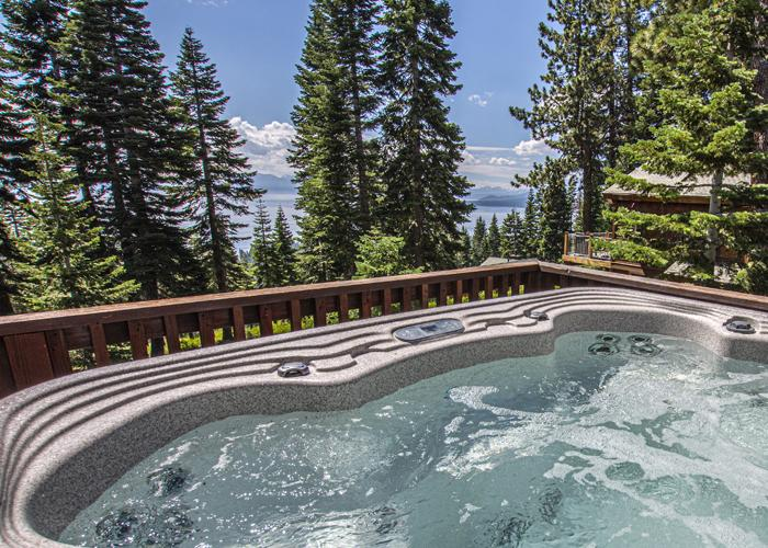 Rentals with Hot Tubs in North Lake Tahoe