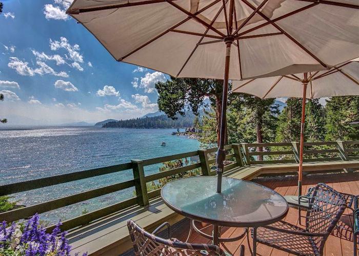 Lakefront Rentals in North Lake Tahoe