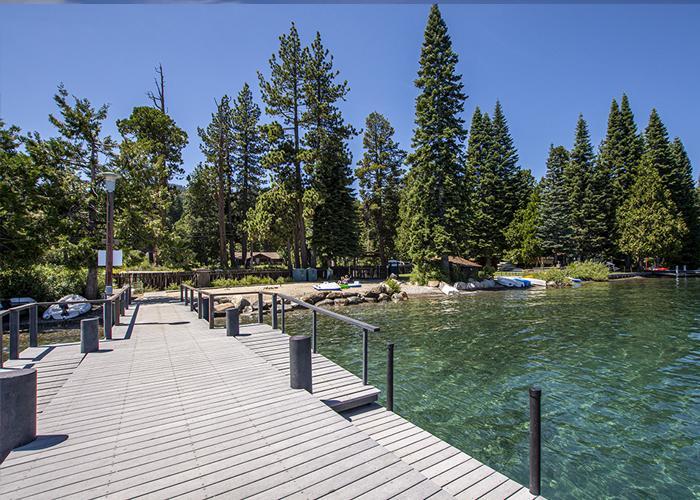 McKinney Shores West Shore Lake Tahoe