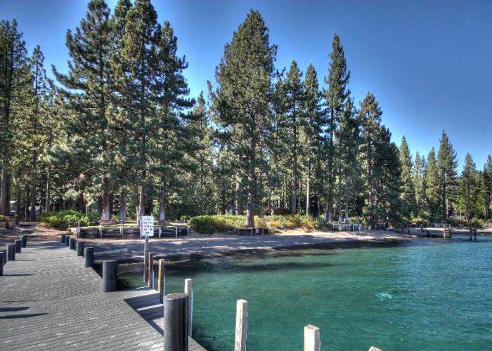 Tahoe Park West Shore Lake Tahoe